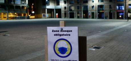 Un policier blessé en intervention lors d'un rassemblement interdit à Louvain-la-Neuve