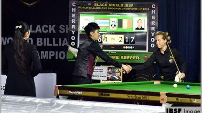 Geen achtste wereldtitel voor Wendy Jans: Thaise is met 5-2 te sterk in finale