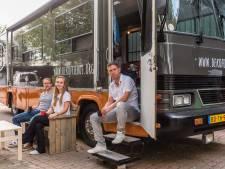 Harm begint De Koffiebus op Euterpeplein: 'Het is een sociale VVV'