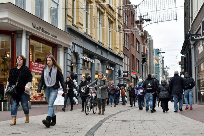 De Arnhemse binnenstad was in 2007 al eens de beste van heel Nederland en gaat nu weer voor die eretitel.
