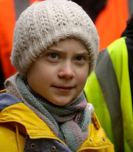 Greta Thunberg appelle à voter Joe Biden