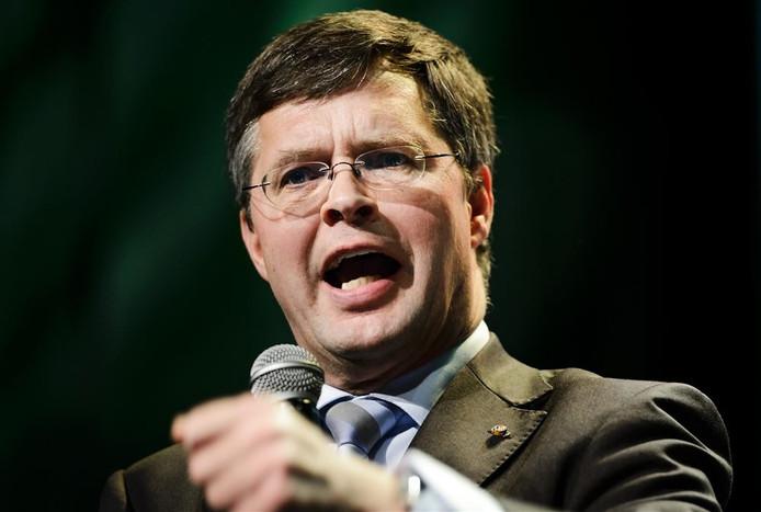 Oud-premier Jan-Peter Balkenende