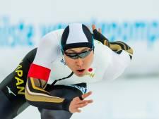 Shinhama heeft wereldtitel bijna binnen, Verbij klimt