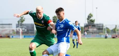 Kanonskogel Marques nekt FC Den Bosch in Zaltbommel