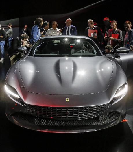 Ferrari komt pas na 2025 met elektrische auto