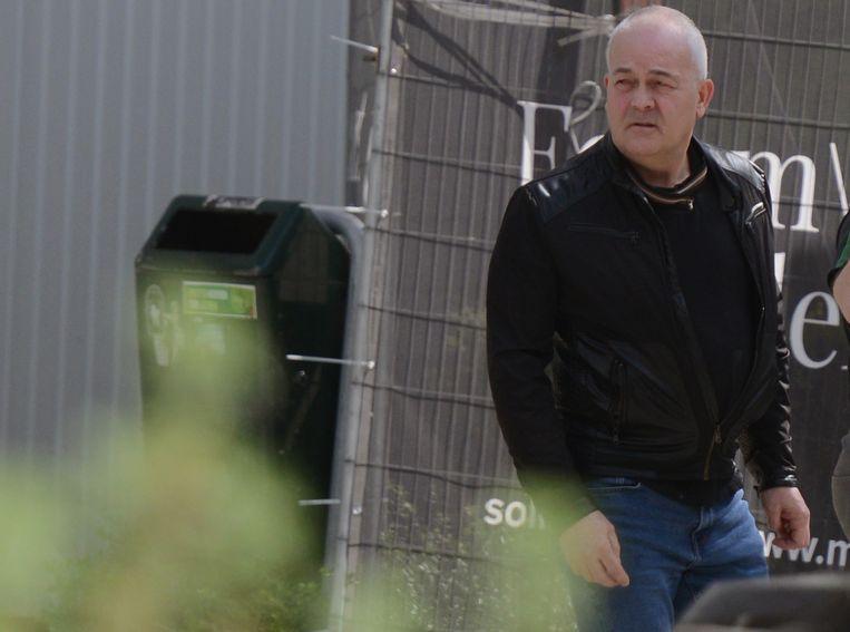 Paul Bloemen had een enkelband en had nog uitgaanspermissie om naar zijn proces te komen.