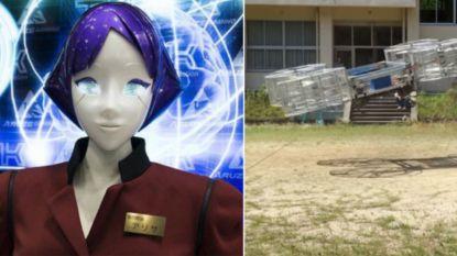 Vliegende auto en een alleswetende robot: met deze ongeziene futuristische snufjes wil Tokio 2020 uitpakken