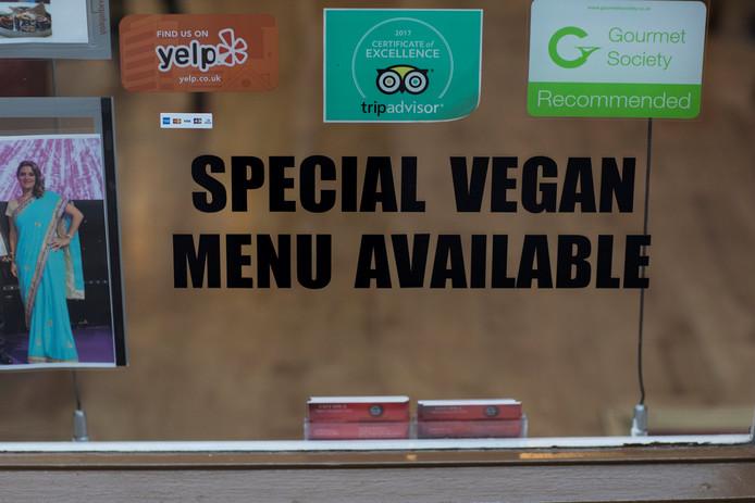 Een van de doelen van de Groningse veganistische studentenvereniging: plantaardige maaltijden in de studentencafés.