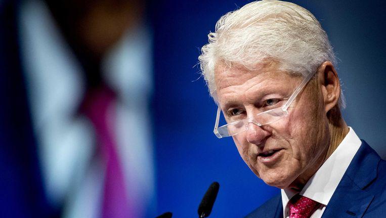 Bill Clinton Beeld anp