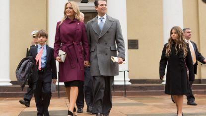 Echtgenote Donald Trump jr. vraagt scheiding aan