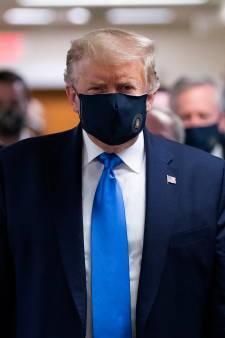 LIVE | Trump draagt voor het eerst mondkapje in het openbaar, dikke rekening voor terugkerende Australiërs