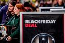 Met name Black Friday zorgt voor extra omzet van (online) winkeliers in Nederland.