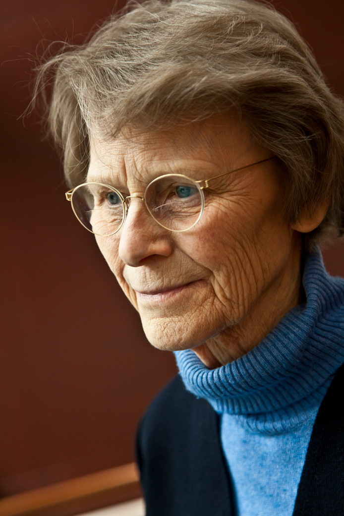 ,,Annette Heere was de laatste non, maar ook een bijzondere vrouw'', stelt algemeen directeur van Regina Coeli Harm Jan Bouwknegt.