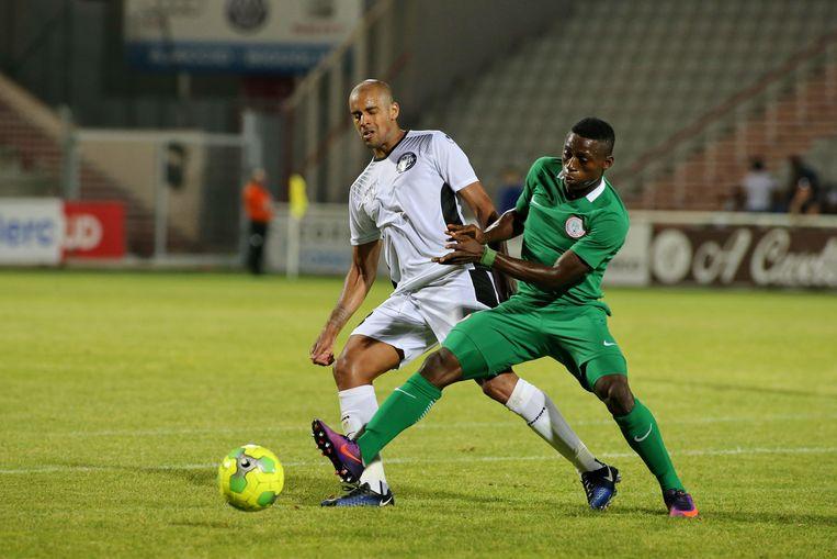 Onyekuru verblijft momenteel bij de Nigeriaanse nationale ploeg.