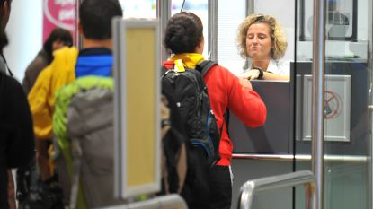 Stiptheidsacties op Zaventem begonnen: vooral impact op intercontinentale vluchten