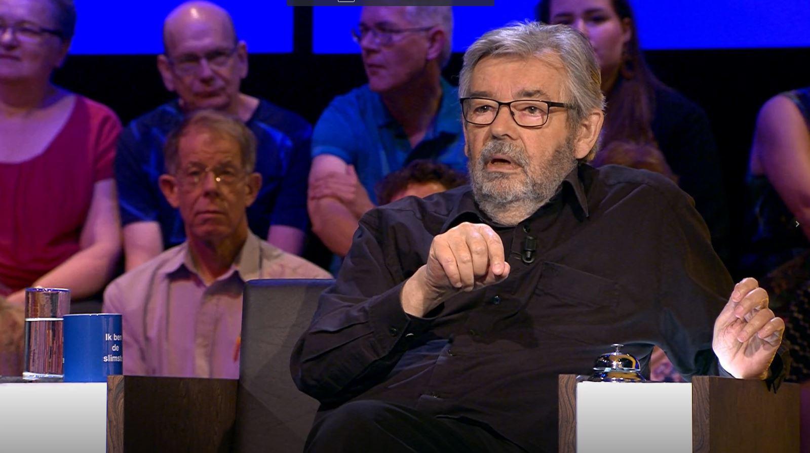 Maarten van Rossem.