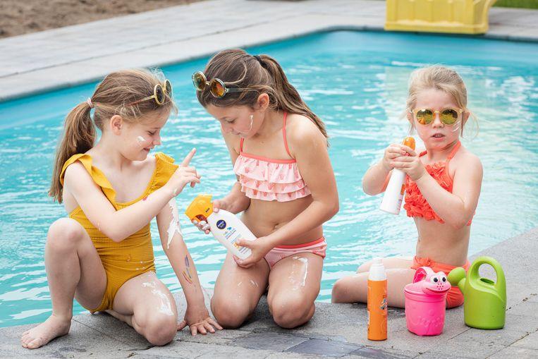 Hoe bescherm je je kind het beste tegen de zon? 5 vragen aan dermatoloog Thomas Maselis