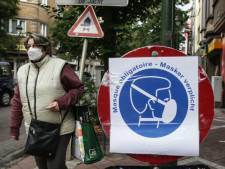 Le taux d'infections augmente en Belgique: plus de 84 par jour, en moyenne