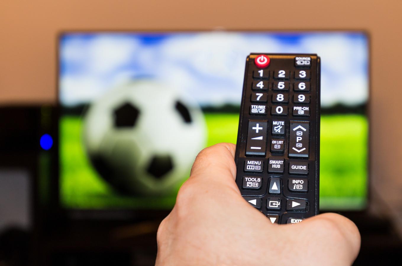 De tv-gelden zijn verdeeld