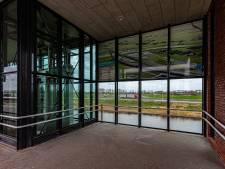 'Kunst in de Kloof' bij station Kampen-Zuid in de wacht