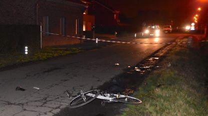Automobilist gevat die 71-jarige fietsster doodreed en vluchtmisdrijf pleegde