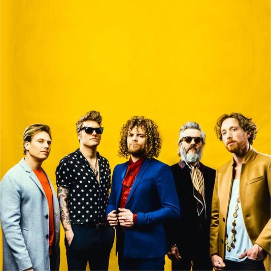DI-RECT, de band met het recordaantal optredens op Appelpop.