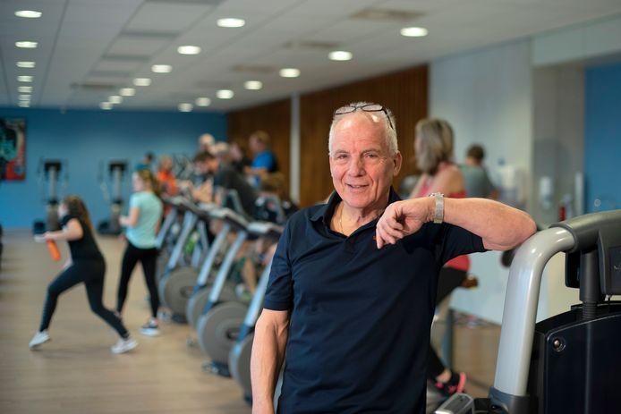 Gerrit Nusteen van sportschool Sportsereen in Huissen.