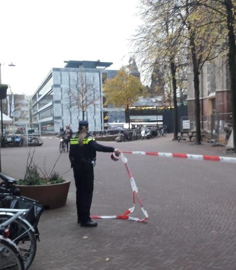 Ontruimd gebied Arnhem vrijgegeven: verdacht pakketje bevat geen explosieven
