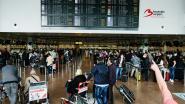 Luchthavenbewoner treitert politie: 6 maanden cel