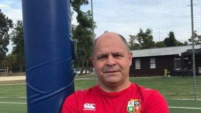 Rugbyclub Rhinos Oudenaarde mikt hoger: voormalige Schotse international Andy Knight komende vier jaar trainer