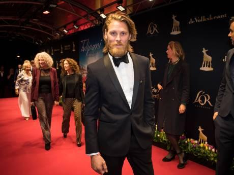 Gijs Naber uit Vinkeveen in de race voor award voor Best Geklede Man