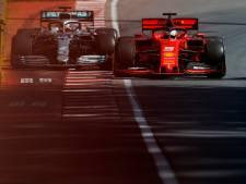 Ferrari stapt naar FIA om tijdstraf Vettel in Canada aan te vechten