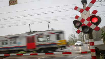 Spoorwegovergang Kluizensesteenweg enkele dagen dicht