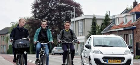 Dubbel fietspad in Halsteren stuit op bezwaren