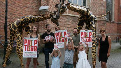Openbare loting selecteert artiesten voor gratis festival Pulptuur