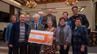 B4 Winterconcerten leveren 4.000 euro op voor MS-Liga
