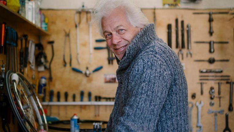 'MacBike was dat leuke Amsterdamse bedrijf, maar nu noemen ze ons toeristenwinkel' Beeld Marc Driessen