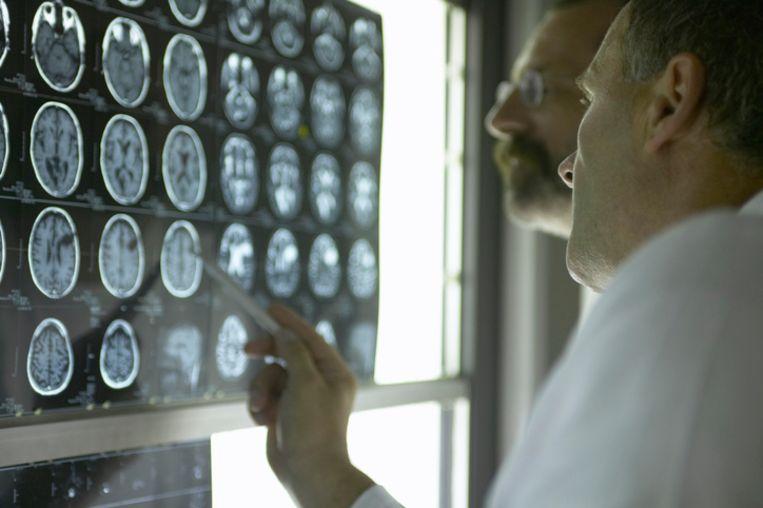 dokter medisch röntgenfoto X-ray