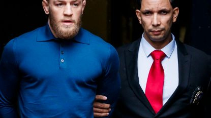 """Geen boete of straf voor Conor McGregor na busincident: """"De aparte behandeling die hij krijgt is voor niets of niemand goed"""""""