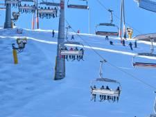 Jordy (21) zag hoe vader zijn dochtertje moest loslaten uit skilift