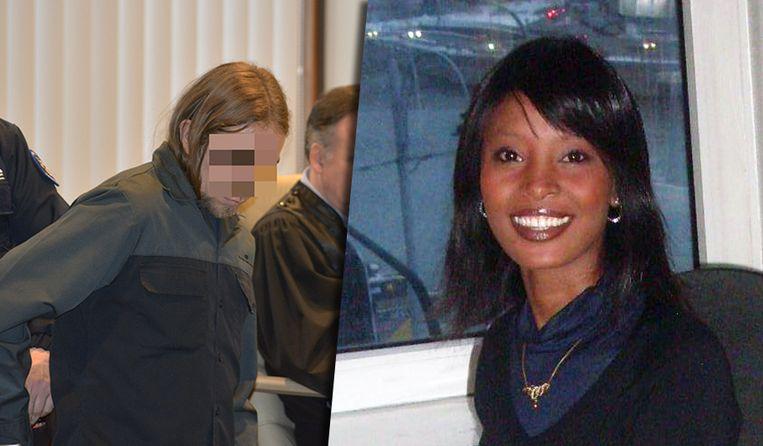 Benjamin J. herinnert zich naar eigen zeggen niet dat hij slachtoffer Jocelyne Ingabire doodsloeg.