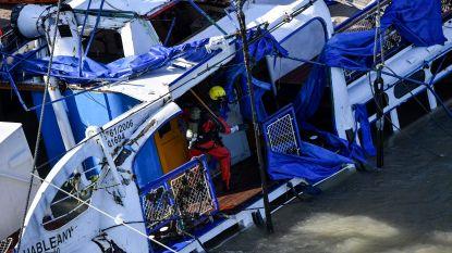 Lichamen gevonden bij berging gezonken toeristenboot in Donau