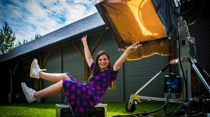 """De zomerdagen van Astrid Stockman, sopraan in 'Vive la Vie': """"Ik ben heel erg van leven en laten leven"""""""