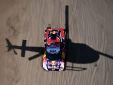 Peterhansel verlaat Dakar Rally vanwege rugklachten bijrijder