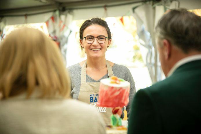 Anna Yilmaz  uit Amersfoort wint Heel Holland Bakt