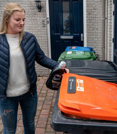Nóg een afvalbak aan Bossche deuren is niet verplicht