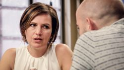 """'Familie'-actrice Caroline Maes legt focus op gezin: """"Ik heb steeds meer respect voor vrouwen die bewust niet werken"""""""