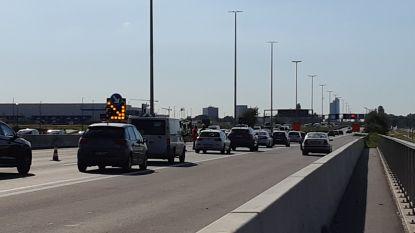 Motard nog steeds in levensgevaar na zwaar ongeval op E40