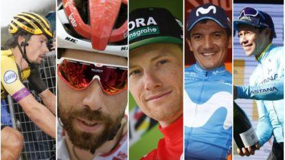 Gouden Vuelta: onze vijf tips