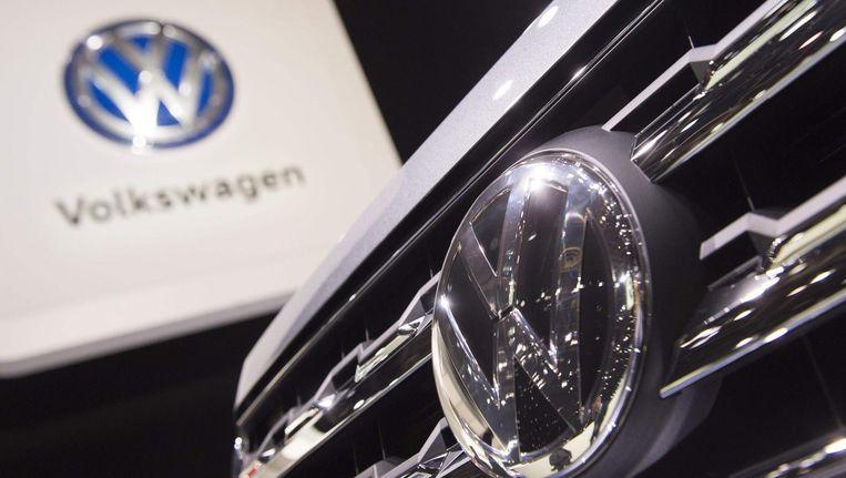 Ondanks Dieselgate is VW nog steeds het best verkochte automerk in Nederland Beeld afp